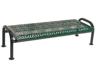 4-Ft. Contour Bench without Back