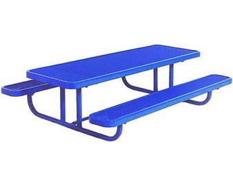8-Ft. Preschool Portable Picnic Table