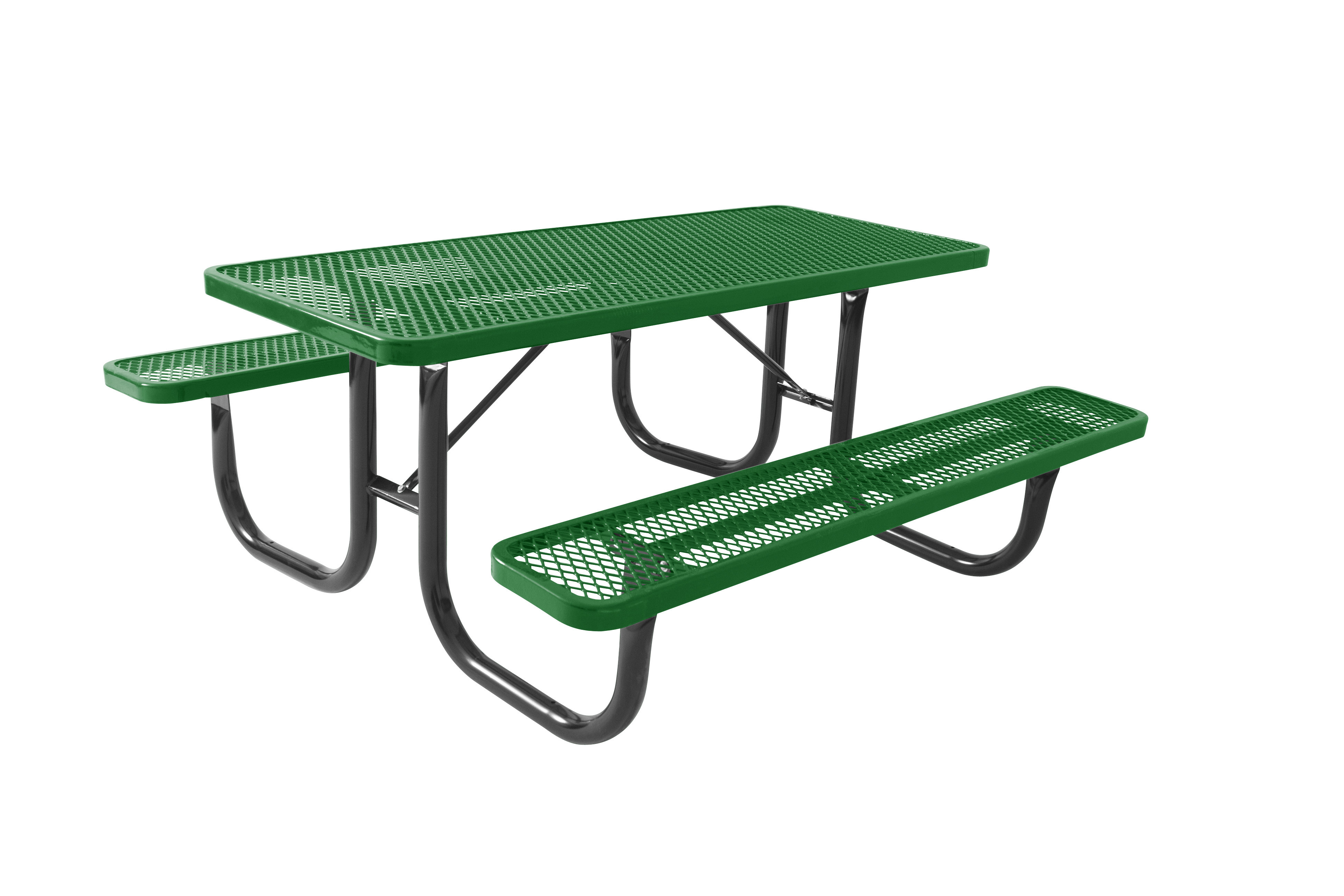 Everest Series 6-Ft Heavy Duty Picnic Table