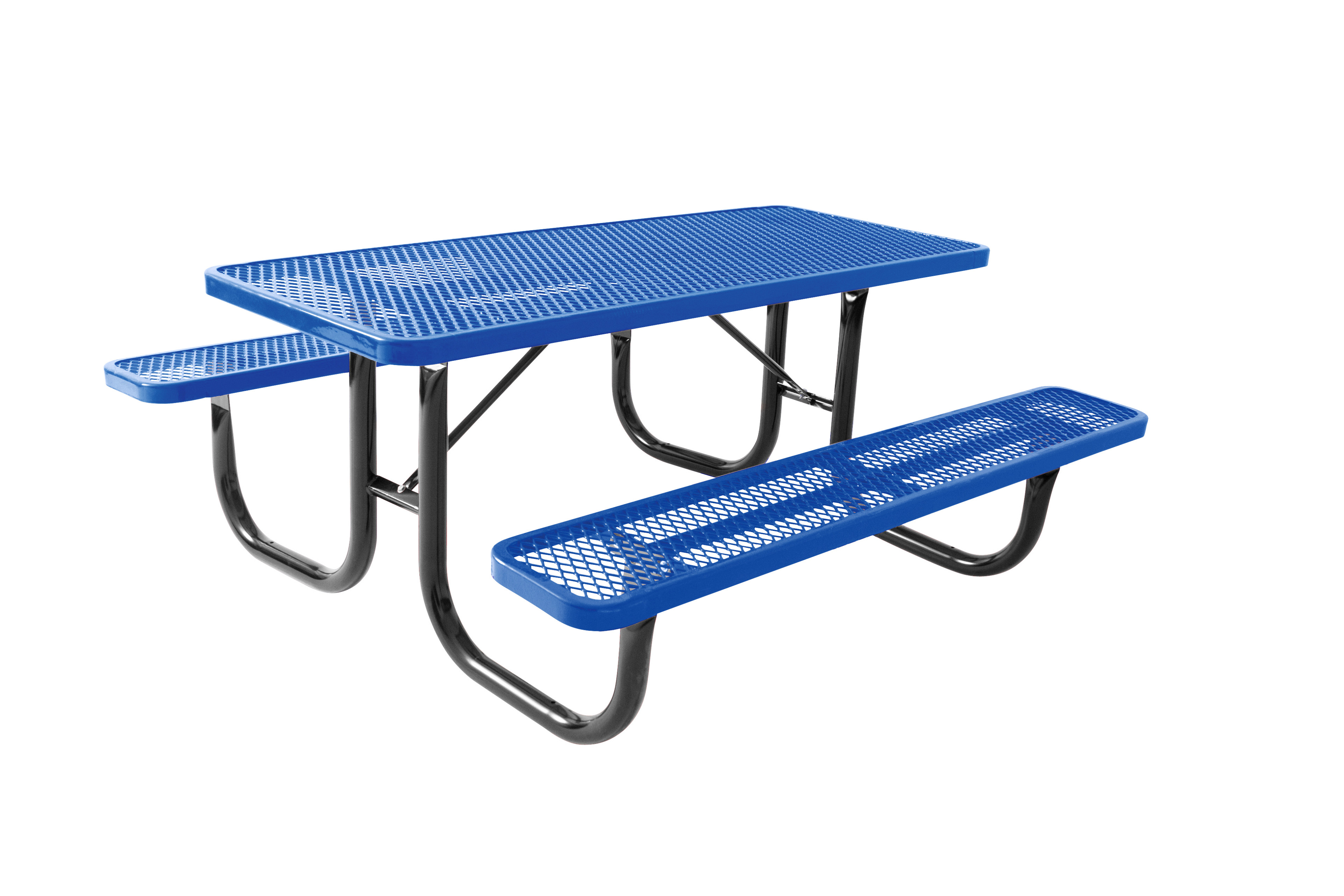 Everest Series 8-Ft Heavy Duty Picnic Table