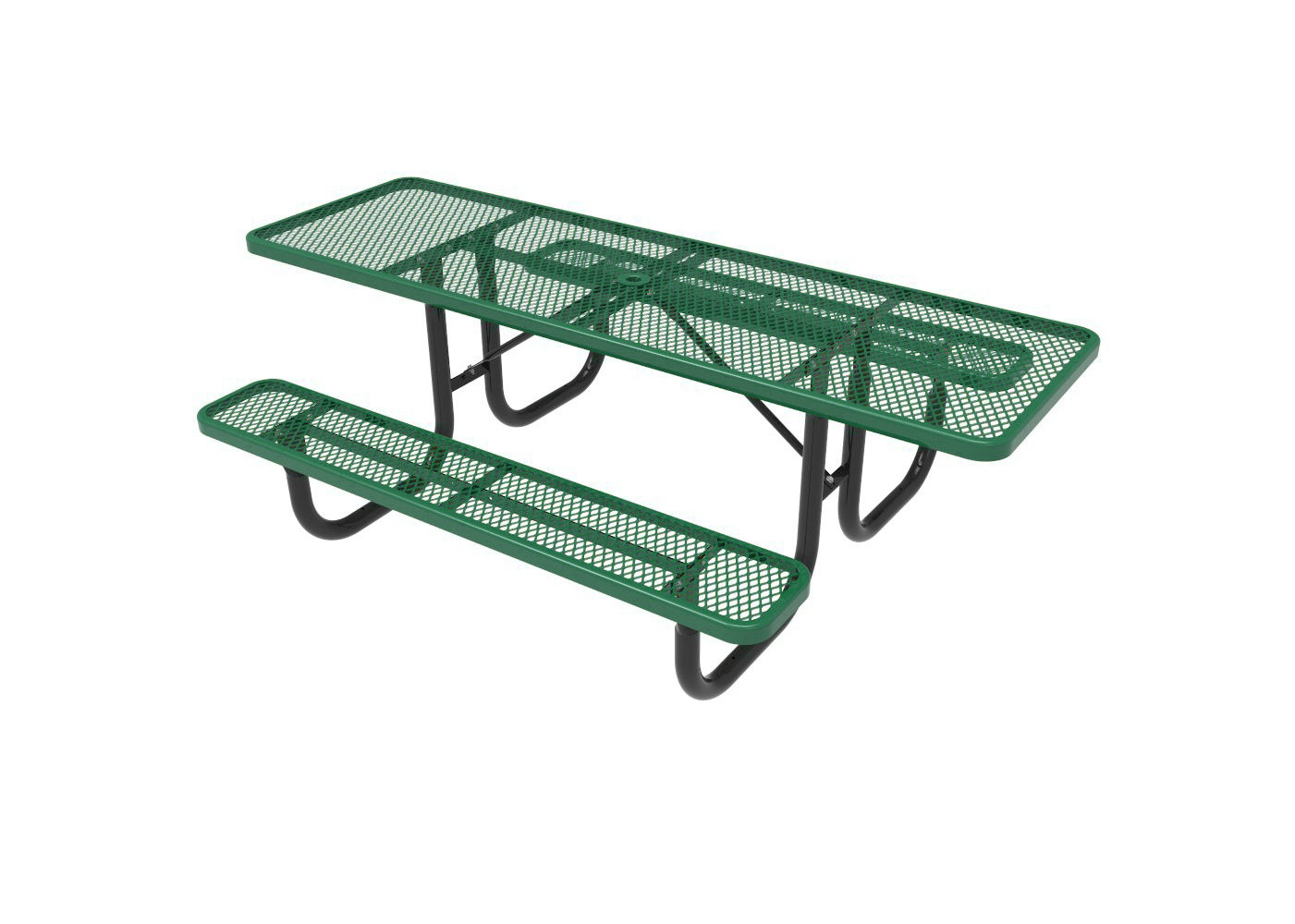 Everest Series 8-Ft Heavy Duty ADA Picnic Table