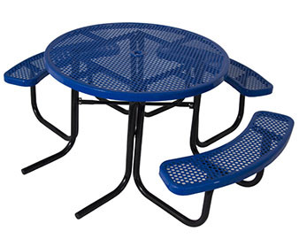 Everest Series 46 Round ADA Picnic Table