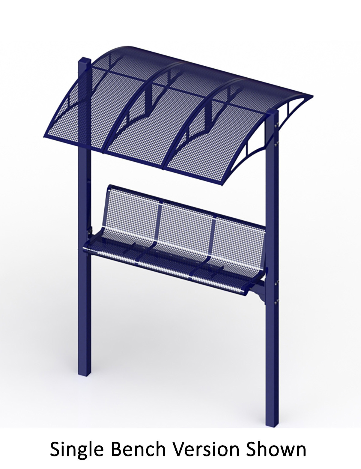 Canopy with Double Bench