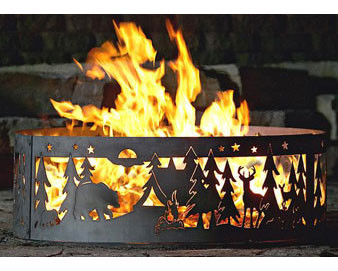 Northwoods Fire Ring - 30D, 38D or 48D