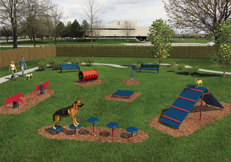 Intermediate Dog Park Kit