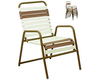Strap Stack Chair