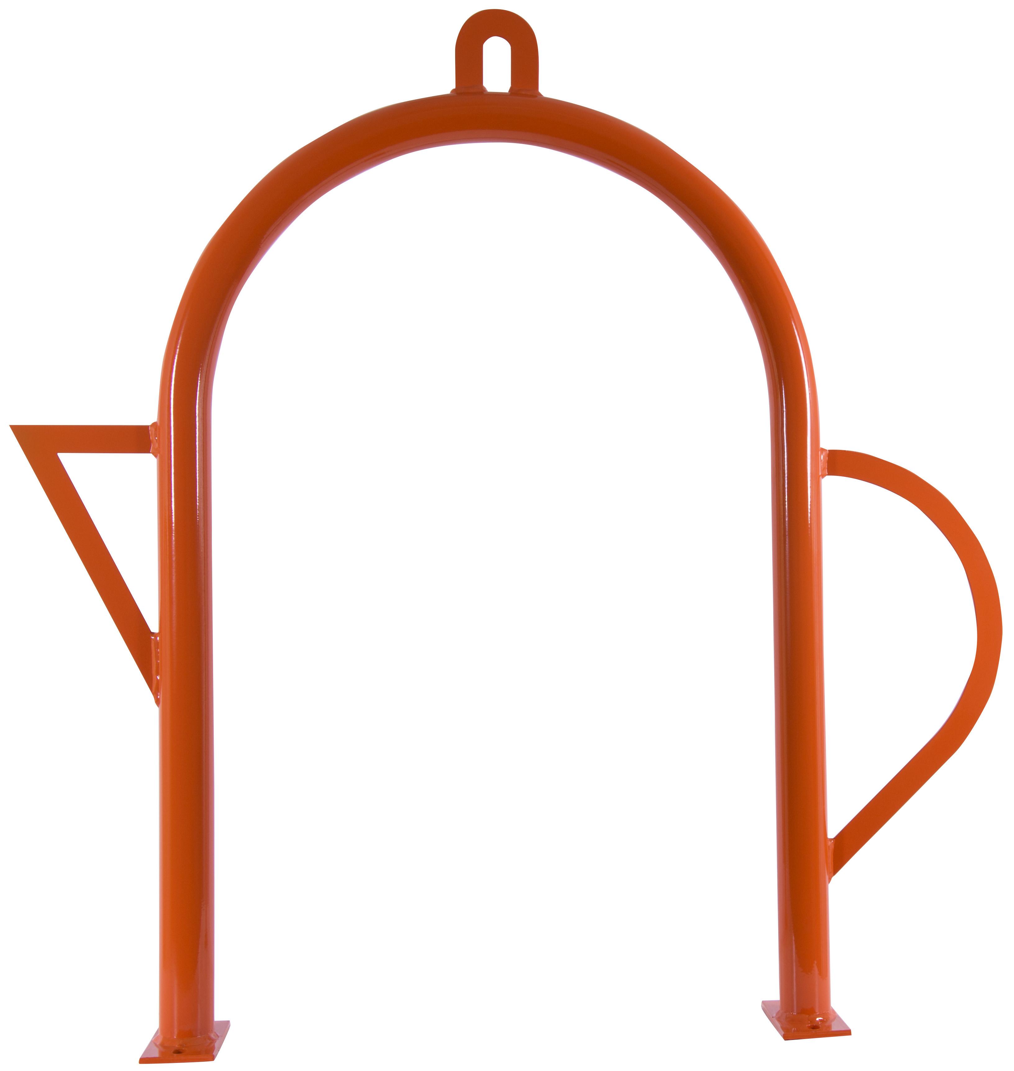 Coffee Press Bike Rack