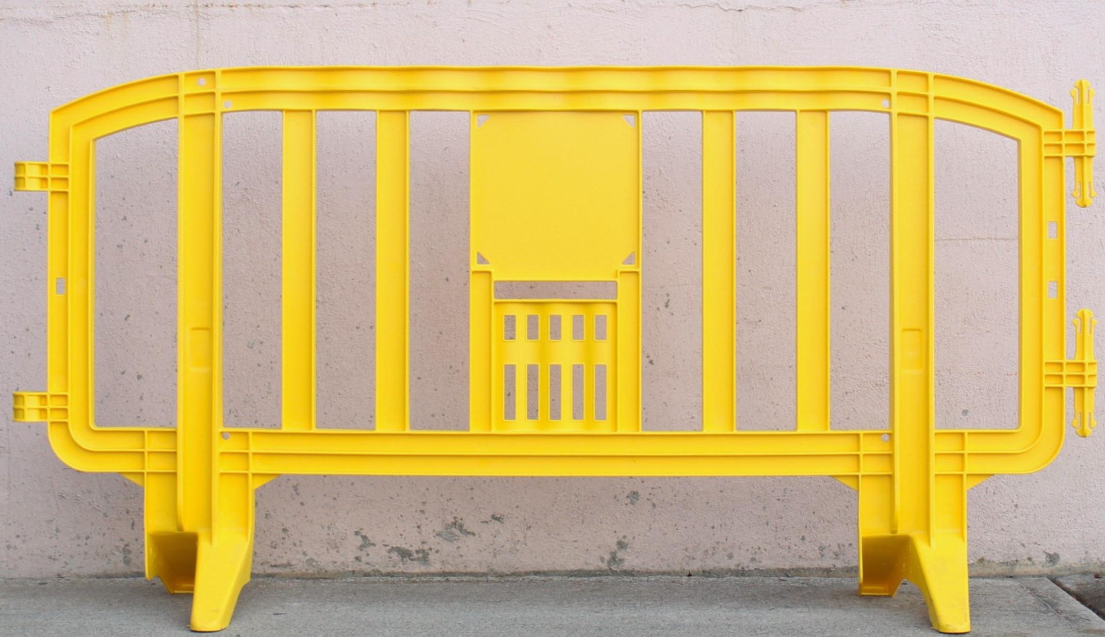 Polypropylene Barrier Panel - 6' 6 x 3' 3