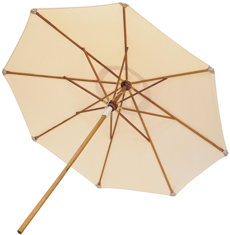 Royal Teak 10' Deluxe Umbrella