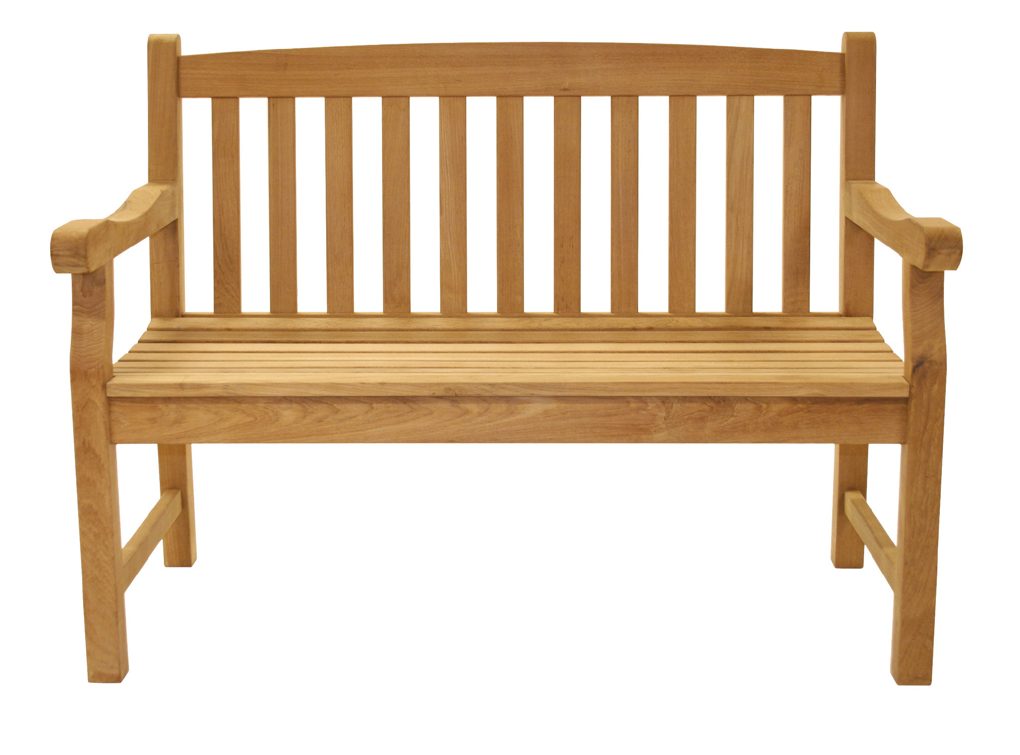 Royal Teak Classic Two Seated Bench