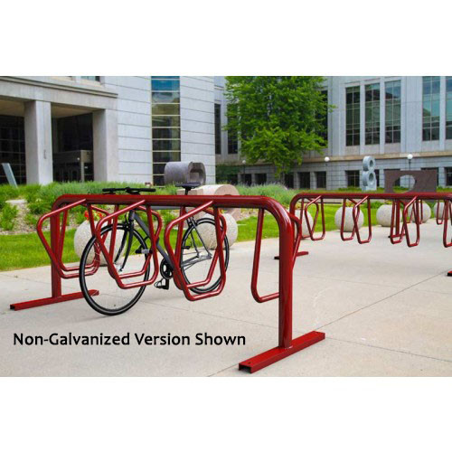 Campus Rack - Double Sided - Galvanized