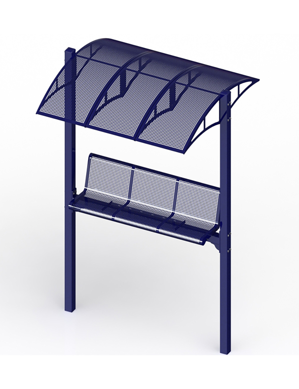 Canopy with Single Bench