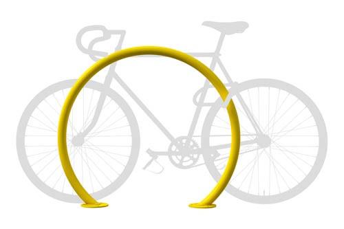 Horseshoe Bike Rack