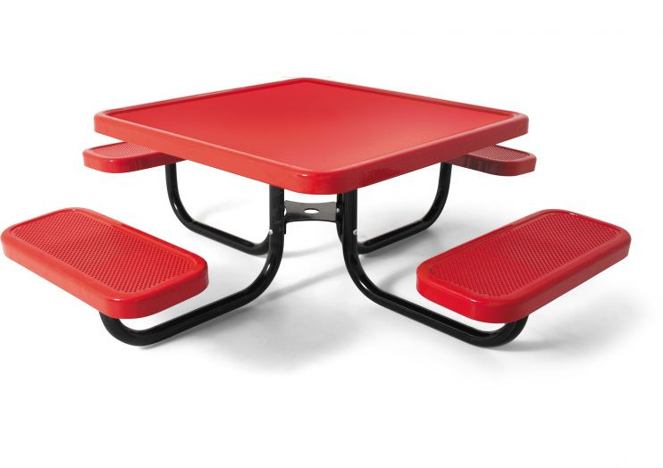 Portable Preschool Picnic Table