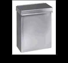 Commercial trash cans trash receptacles commercial - Commercial bathroom waste receptacles ...